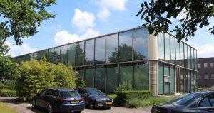 Exterieur gebouw XX Delft