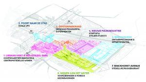 De Binckhorst is een dynamisch gebied met veel potentie om een centrale plek in Den Haag te worden en het stedelijk weefsel te verrijken met nieuwe woon- en werkmilieus. Een aanzienlijk deel van de geplande woningen van de stad wordt in dit gebied gerealiseerd. PosadMaxwan werkt sinds 2016 voor en met de gemeente Den Haag aan de stedenbouwkundige kaders en de gebiedsaanpak van de Binckhorst