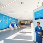 plafonds armstrong KLM gebouw 203X