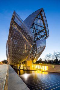Louise Vuitton Foundation Parijs