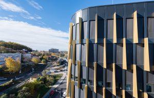 heroal won in 2019 de Green good design Award voor het LEED-gecertificeerde gebouwencomplex AFI Vokovice