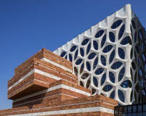 Naturalis, Leiden, Neutelings Riedijk architecten