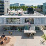 Nieuwbouw Gerrit Rietveld Academie en Sandberg Instituut