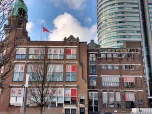 Hotel New York Rotterdam. Foto: Petra Starink