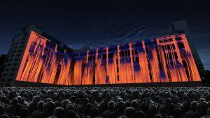 Impressie van Colour Symphony - Jan Fabel +Dirk van Poppel + Erwin Steijlen
