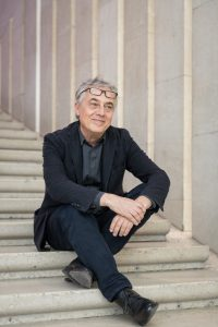 Architect Stefano Boeri. Foto: DDW