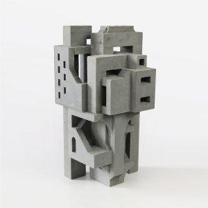 David Umemoto, Open Heart, 2019. Modern Shapes Gallery