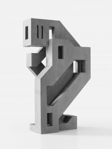David Umemoto, Stairway 10, 2019. Modern Shapes Gallery