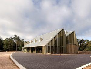 Paviljoen Hoge Veluwe