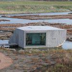 Digitale Curus Beton gebouw natuurmonumenten zierikzee