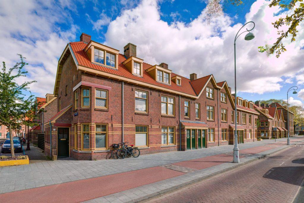 Van der Pekbuurt Amsteram