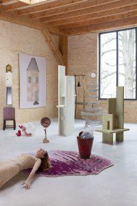 Gedachtespinsels Dutch Design door Kiki van Eijk. (Studio Kiki van Eijk) foto: Floor Knaapen