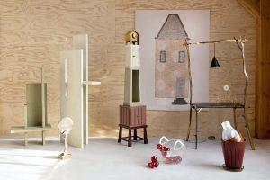 Gedachtespinsels. Dutch Design door Kiki van Eijk. (Studio Kiki van Eijk) foto: Floor Knaapen