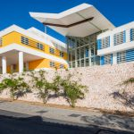 Lectures ontwerpen van een caribisch ziekenhui