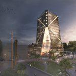 iconische stadspoort Schiedam