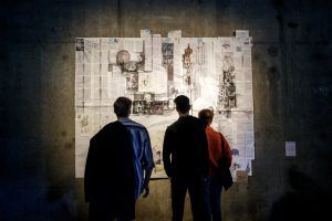 Onderzoek Stargazers & Gravediggers. Foto: Aad Hoogendoorn