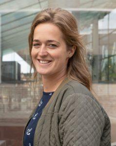 De gevel heeft een hoge notering in de Top 10 spannendste opdrachten waar projectleider Iris Rombouts namens octatube haar tanden in mocht zetten. (Foto: Ruud Dilling)