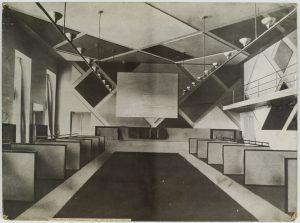Theo van Doesburg. Café Aubette. Collectie Het Nieuwe Instituut, gift Van Moorsel, DOES ab5206