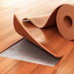 linoleum vloer