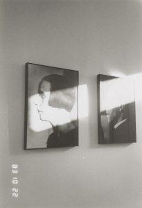 Portretten van Nelly en Theo van Doesburg. Collectie Het Nieuwe Instituut, archief Abraham Elzas