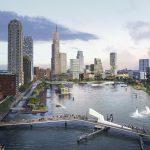 Barcode Architects maakt Masterplan Rijnhaven Rotterdam