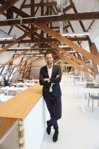 Architect Bart Kellerhuis van Zecc Architeten