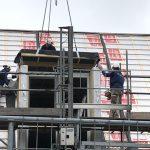 Corona of niet de bouw gaat door