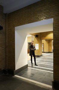 Architect Frederik Vermeesch van Rijnboutt