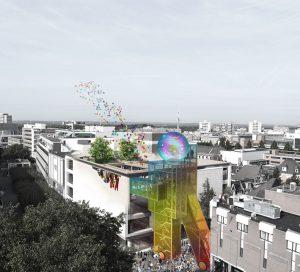 Less Building More People-A festival with a Legacy Tom Odijk, David baars en panagiotis Seltsiotis (Tom David Architecten, Rotterdam)