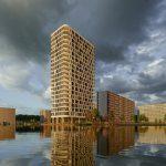 MIX architectuur ontwerpt woontorens Rotterdam