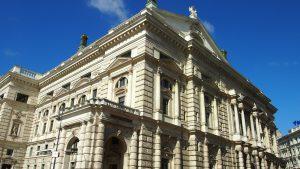 Staatsopera Wenen. Foto: Pixabay.com