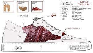 De luxueuze sneakers in samenwerking met het innovatieve sneakermerk Nat-2 zijn te koop in de online shop van Next Nature Network en Collex voor 1400 euro. De Shahar X Nat-2 sneaker is aangekocht door het Schoenenmuseum in Waalwijk