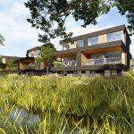 Rotterdam krijgt twee buurtschappen in parkomgeving