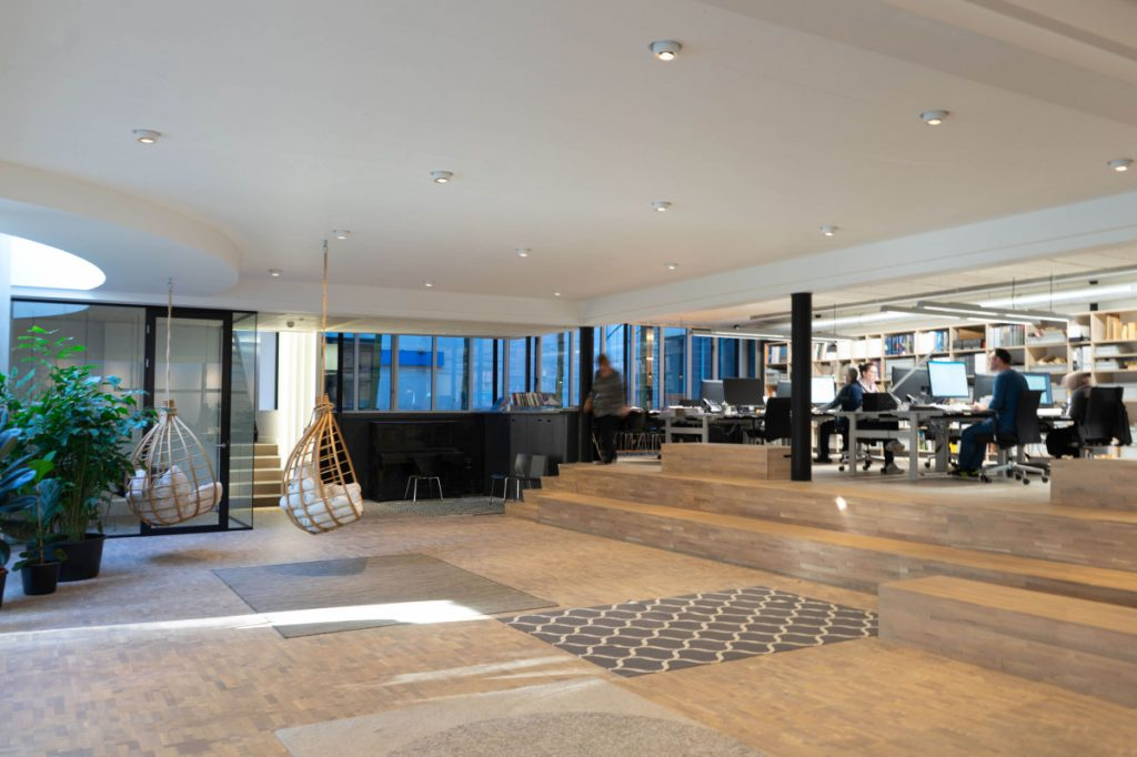 Atelier PRO architecten Kerkhoflaan Den Haag