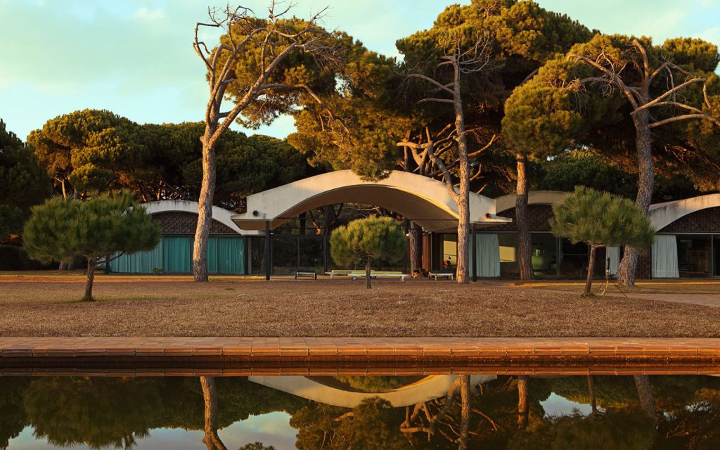La Ricarda Barcelona Lijst van bedreigde architectonische huizen