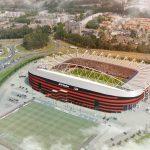 ZJA ontwerpt nieuw dak stadion AZ