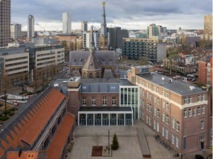 Kloostercomplex  Marienhage. Foto: Ossip van Duivenbode