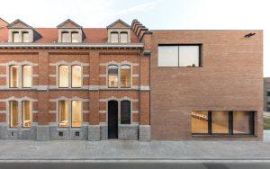 Academie voor Podiumkunsten Aalst, Belgie Foto: Delfino Sisto Legnani en Marco Cappelletti