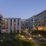 Woningen in campusachtige setting van Arons en Gelauff architecte
