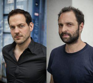 Lucas de Man en Pascal Lebouco