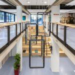 Mijke de Kok ontwerpt haar eerste kantoor