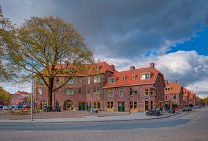 Publiekswinnaar 2018. Van der Pekbuurt, Amsterdam. Foto: Eric Schaaphok