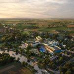 Landschap en onderwijs verweven in Eemsdelta Campus