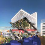 Transformatie Expo 2000 paviljoen MVRDV