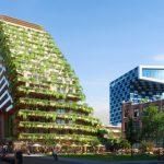 Pioners gezocht houten woongebouw SAWA Rotterdam