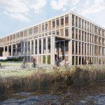 RoosRos ontwerpt flexibel onderwijsgebouw ROC Mondriaan