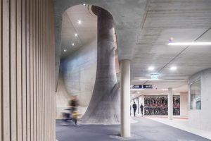 Fietsenstalling Stationsplein. Foto: Petra Appelhof