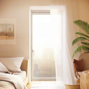 Voor comfort en woonbeleving is het belangrijk om een raam te kunnen openen