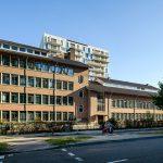 Herbestemming en nieuwbouw Gortercomplex Leiden