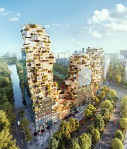 EDGE Amsterdam West  (Architekten Cie)